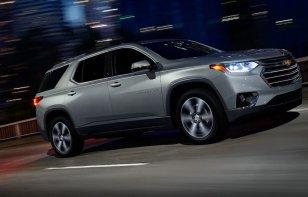 Chevrolet Traverse 2019: Precios y versiones en México