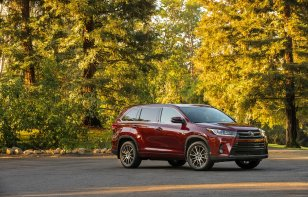 Toyota Highlander 2019: Precios y versiones en México