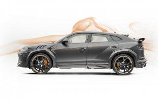 [Auto Show de Ginebra] La Mansory Venatus 1/1, la versión más agresiva de la Lamborghini Urus
