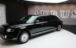 [Auto Show de Ginebra ] Aurus, el fabricante de la limusina de Putin llega a Ginebra