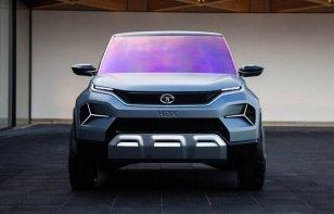 [Auto Show de Ginebra] Tata H2X Concept, una SUV pequeña pero con mucho estilo