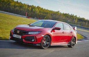 El próximo Honda Civic Type R podría ser un híbrido de 400 caballos