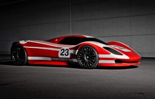 Porsche 917 Concept rinde tributo al ganador de Le Mans de 1970