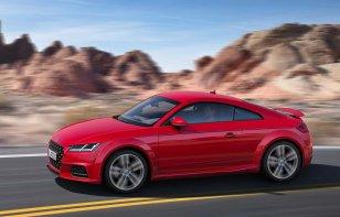 Audi considera descontinuar el TT
