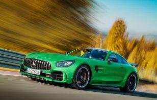 Todos los modelos de Mercedes-AMG serán híbridos enchufables