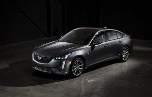 Cadillac presentó el CT5 que será el sustituto del ATS y el CTS