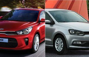 Comparativa: Kia Rio LX TA 2019 vs Volkswagen Polo Design & Sound 2019