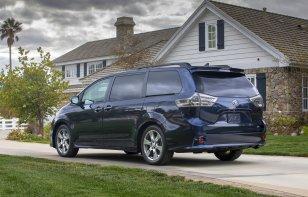 Toyota Sienna 2019: Precios y versiones en México