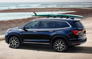 Honda Pilot 2019: Precios y versiones en México