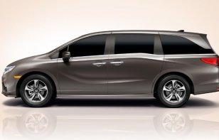 Honda Odyssey 2019: Precios y versiones en México