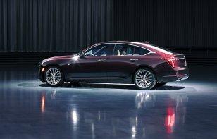 [Auto Show de Nueva York] Todos los detalles del Cadillac CT5 revelados
