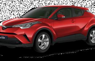 Toyota CHR 2019: Ventajas y Desventajas