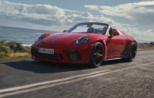 [Auto Show de Nueva York]  El Porsche 911 Speedster es finalmente revelado