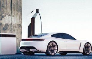 El Porsche Taycan contará con una gran red de carga en Japón