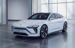 [Auto Show de Shanghái] Nio ET Preview, un concepto eléctrico que amenaza al Tesla Model 3
