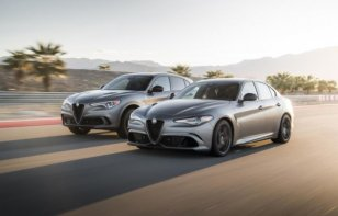 [Auto Show de Nueva York] Alfa Romeo Quadrifolgio NRING Edición Especial