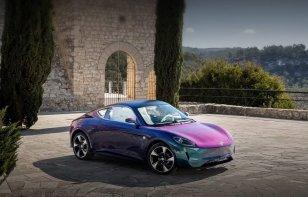 [Auto Show de Shanghái] Zedriv GT3 EV, un eléctrico muy exótico que recuerda al Porsche 911