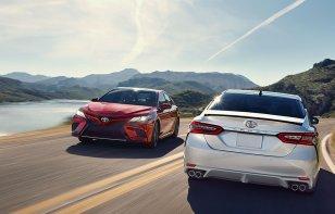 Toyota Camry 2019: Precios y versiones en México