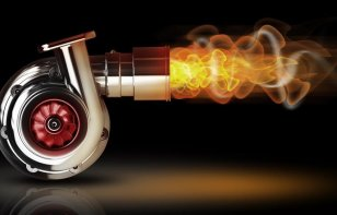 ¿Sabes cómo funciona el turbo de un coche?