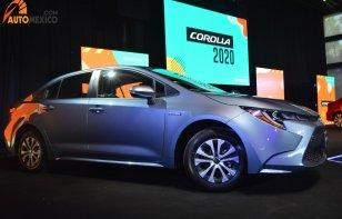 Toyota Corolla 2020: Precios y Versiones en México