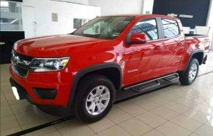 Chevrolet Colorado precio muy asequible