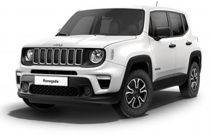 Jeep Renegade Change The Way, nueva edición especial solo para Europa