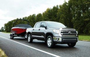 Toyota Tundra 2019: Precios y versiones en México