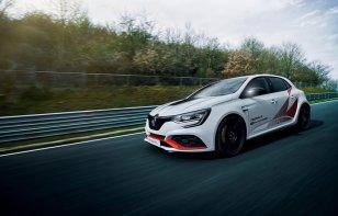 Nuevo Megane R.S. Trophy-R es el tracción delantera más rápido de Nürburgring