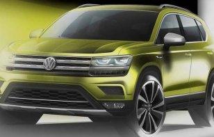 La Volkswagen Tarek llegó al continente y le apunta a México