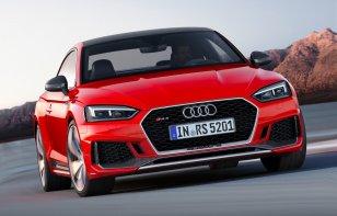 Audi RS5 2019: Precios y versiones en México
