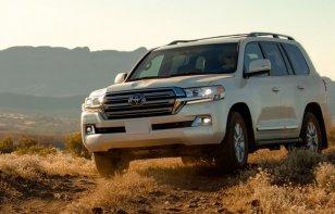 Toyota Land Cruiser 2019: Precios y versiones en México