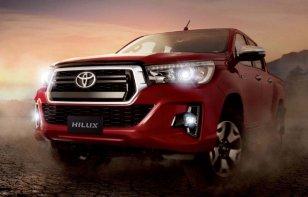Toyota Hilux 2019: Precios y versiones en México