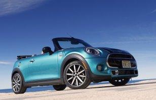 Mini Cooper Convertible 2019: Precios y versiones en México