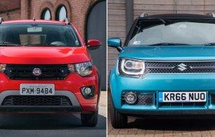 Comparativa: FIAT Mobi Way 2019 vs. Suzuki Ignis GL 2019