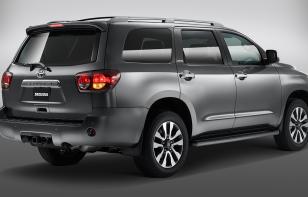 Toyota Sequoia 2019: Precios y versiones en México