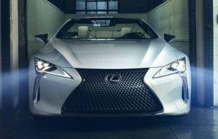 Versión de producción del Lexus LC Convertible vería la luz en Goodwood