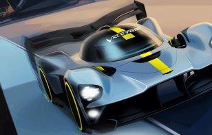 Aston Martin confirma que el Valkyrie competirá en Le Mans 2021