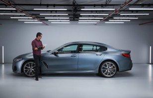 BMW Serie 8 Gran Coupé, sus características y aspecto se filtran