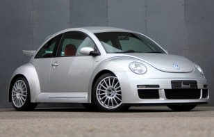 Volkswagen Beetle RSi se pone en venta