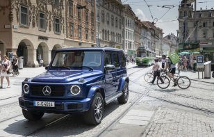 "Mercedes Clase G ""Stronger Than Time"", celebrando 40 años"