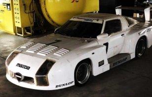 Encuentran un Mazda RX7 de Le Mans que desapareció hace 35 años
