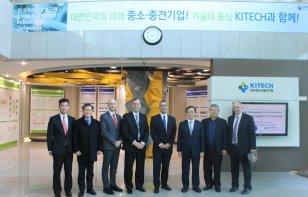 Kitech presenta tecnología para baterías de electrólito sólido
