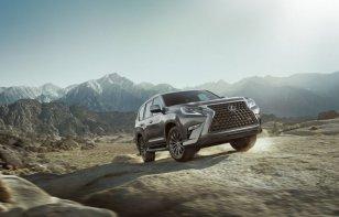 Lexus GX 460 2020 se actualiza con características para el off-road