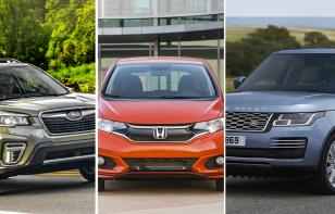 Los autos con mejor y peor visibilidad según Consumer Reports