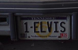 Una colección de autos de Elvis Presley es encontrada en un granero