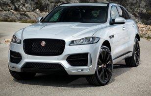 Jaguar F-Pace 2019: Precios y versiones en México