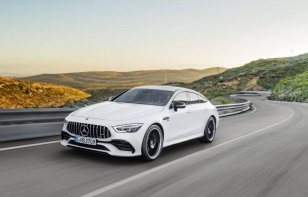 Mercedes-AMG GT 4-Door Coupé 2019: Precios y versiones en México