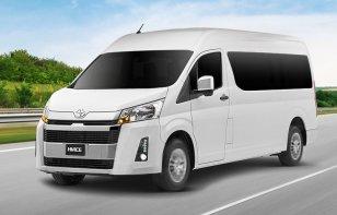 Toyota Hiace 2020: Precios y versiones en México
