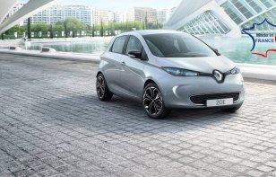 Renault crea joint venture de autos eléctricos en China