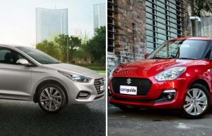 Comparativa: Hyundai Accent GLS 2019 vs. Suzuki Swift Boosterjet 2019